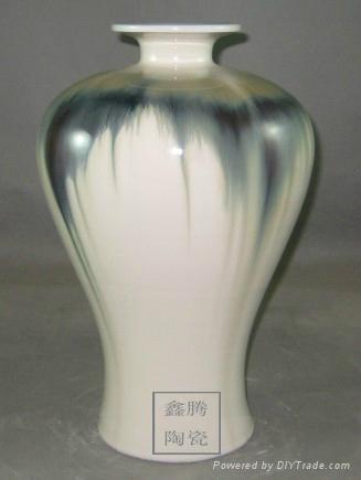色釉窯變花瓶 3