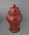 顏色釉花瓶