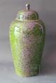 顏色釉花瓶 3