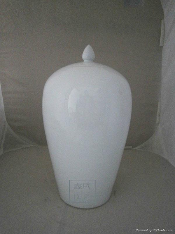 顏色釉花瓶 4