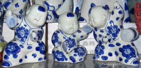 陶瓷塑像 1