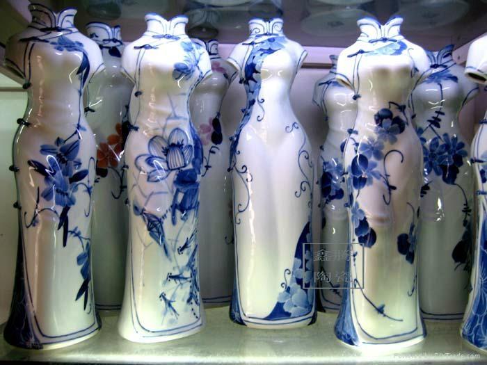 陶瓷塑像 2