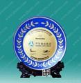 單位慶典陶瓷紀念盤 5