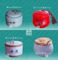 青花陶瓷茶葉罐 2