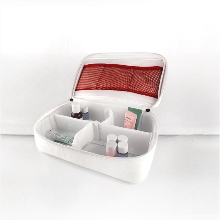 杜邦纸化妆包 防水耐磨化妆收纳袋 大容量收纳化妆包 旅行洗漱包 4