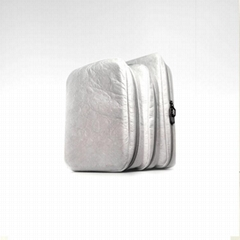 Dupont paper makeup bag Wear-resistant cosmetic bag