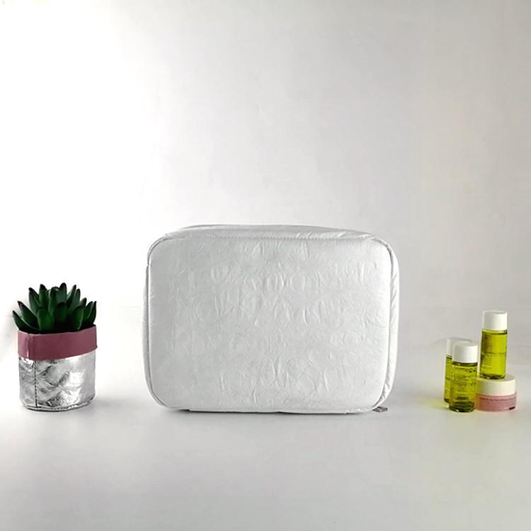 杜邦纸化妆包 防水耐磨化妆收纳袋 大容量收纳化妆包 旅行洗漱包 2