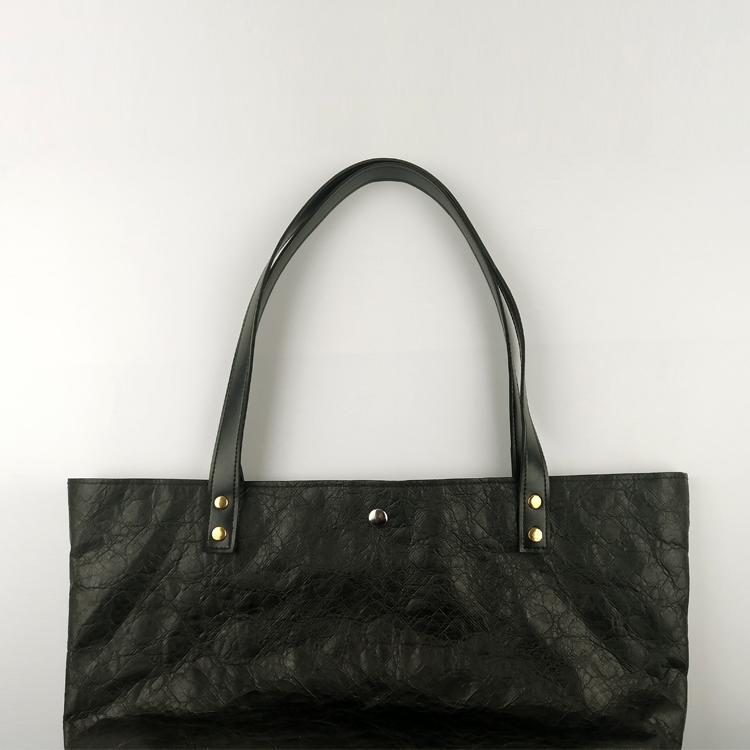 可水洗杜邦纸手提袋 休闲便携式收纳袋 环保可折叠杜邦纸购物袋 2
