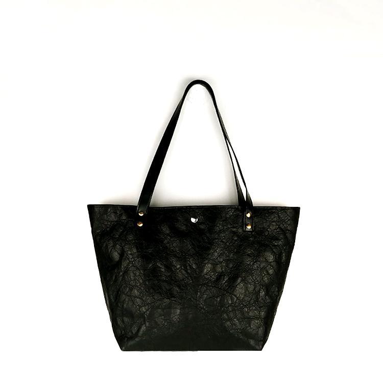 可水洗杜邦纸手提袋 休闲便携式收纳袋 环保可折叠杜邦纸购物袋 1