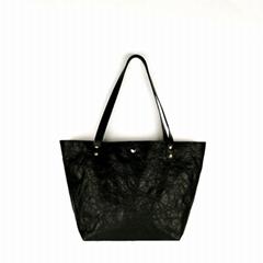 可水洗杜邦纸手提袋 休闲便携式收纳袋 环保可折叠杜邦纸购物袋