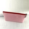 牛皮紙筆袋 文具用品收納袋 大容量防水純色化妝包 航空袋 3