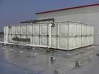 北京SMC組合式玻璃鋼生活飲用消防軟化水箱 1