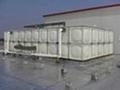 北京SMC組合式玻璃鋼生活飲用