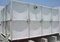 北京SMC組合式玻璃鋼生活飲用消防軟化水箱 3