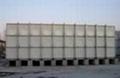 北京SMC組合式玻璃鋼生活飲用消防軟化水箱 5