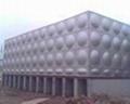 北京方形組合式不鏽鋼生活飲用消