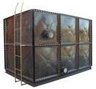 裝配式搪瓷鋼板消防水箱 1