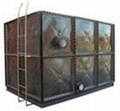 裝配式搪瓷鋼板消防水箱