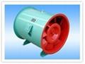 北京HTF消防排煙軸流風機 1