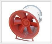 北京HTF消防排煙軸流風機 2
