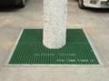 北京玻璃鋼格柵地溝蓋板人行走道 2