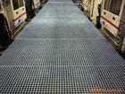 北京玻璃鋼格柵地溝蓋板人行走道 4