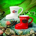 Ceramic boot mug