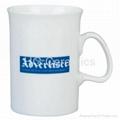 Porcelain mug, 10oz