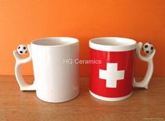 Sublimation Spinner mug