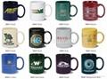 Ceramic mugs, 11oz standard