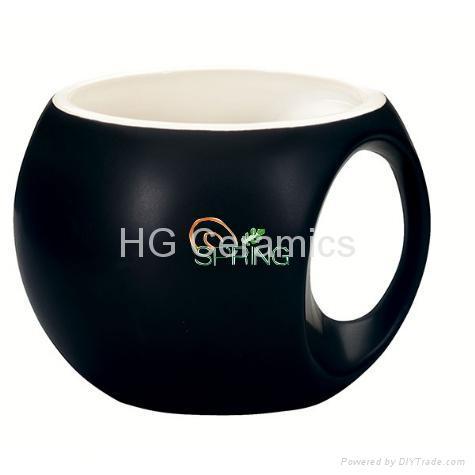 Round ball mug 2