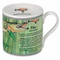 Balmoral bone china Mug 1