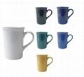 Tall flared mug,11oz