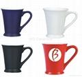 Verona shaped mug,280ml