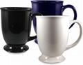 ceramic mug with base,16oz or 10oz