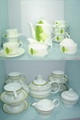 Fine bone china coffee set