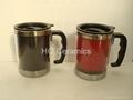 stainless steel  color change mug ,magic mug  2