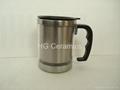 Sublimation Stainless Steel mug  2