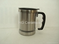 Sublimation Stainless Steel mug