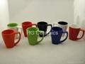 Stoneware mug 3