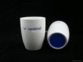No handle mug , Laser mug