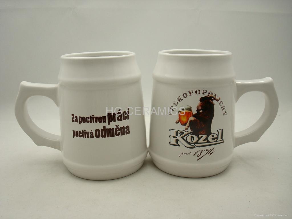 20oz Beer Stein Mug Ceramic Beer Stein Mug China