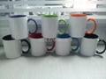 Sublimation Mug, 11oz Two Tone color ,