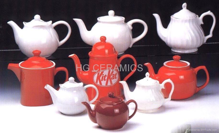ceramic tea pots 1
