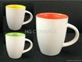 Little Marrrow mug ,coffee mug ,ceramic mug