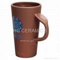 14oz coffee mug , ceramic mug