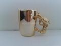 Gold-plating mug