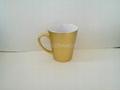 12oz pearl finish  latte  mug