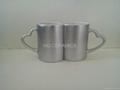 pearl finish  lover  mug