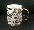 electroplate mug